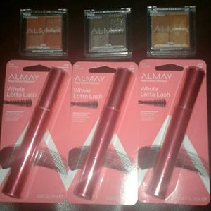 Almay makeup products